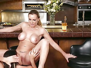 Tanya Tate and Marina Angel at Mommy's Girl