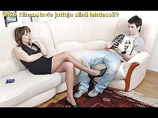 Slideshow with Finnish Captions: Mom Helena 1