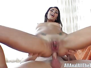 All Anal All the Time First Time Anal with Isa Mendez