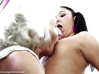 Young Daughter Fucks Old Not Her Granny and Mom