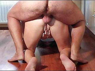 Great Anal Fuck on the Table