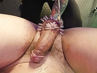 Needles and Hand Job by Lady Jane