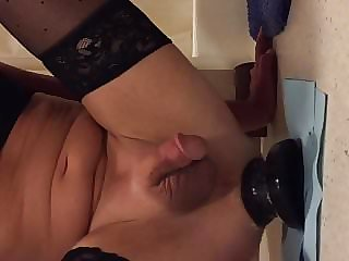 Longer Version of Sissy Ruining Her Hole