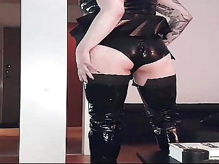 Sissypigx - Latex and Pvc Desire