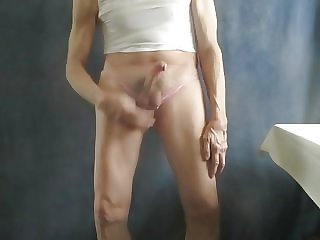 I'm a Panty Masturbater and a Sissy Bitch