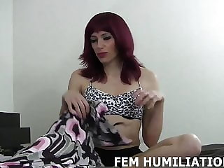 I Know That You Are Secretly a Crossdressing Sissy