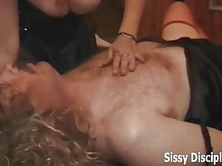 Spanking Your Sissy Ass Until You Scream