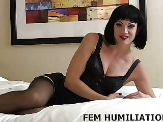 You Are Going to Be My Personal Sissy Whore