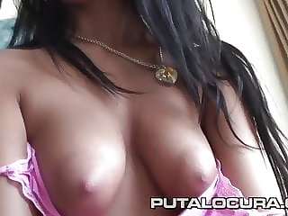 Puta Locura Czech Teen Doesnt Like the Surprise Creampie