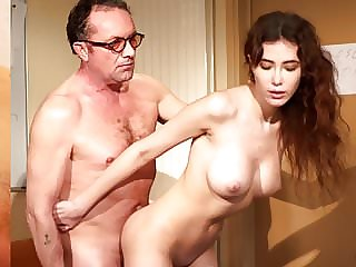 3 of the Best Videos with Teens Fucked by Senior Men