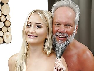 Cayla Lyons and the Pussy Addict Old Guy, Albert