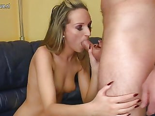 Hot Teen Daughter Fucking a Dirty Old Man