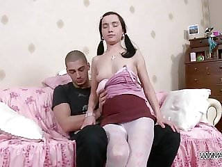 Teenyplayground - Teenage Cleaning Lady Get Punished by Boss