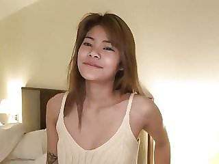 Gorgeous Thai Girl with an American