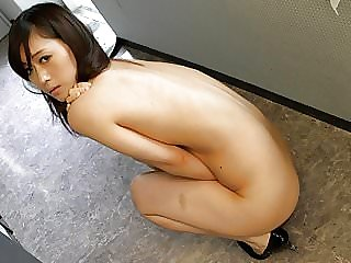 Saki Loves to Get Fucked Doggy in the Bedroom So Deep