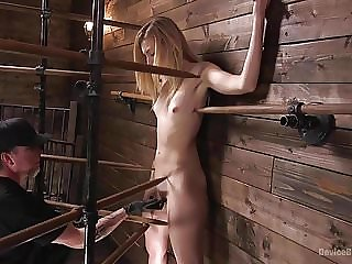 Stripped and Scared