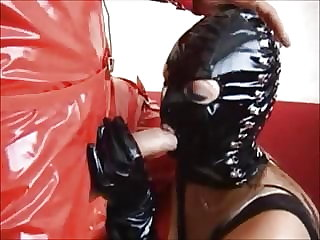 Compilation of Women in Leather and Latex Masks and Hoods