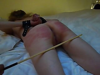 Domestic Discipine Caning