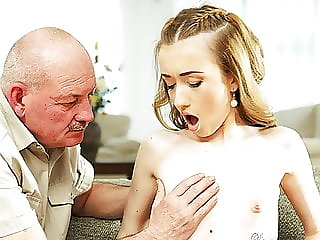 Daddy4k. Mature Dad Makes Closer Acquaintance with Young