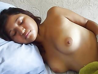 Latin Midget Whore in Home After Fuck