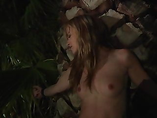 A Real Slave Girl for the Pleasure