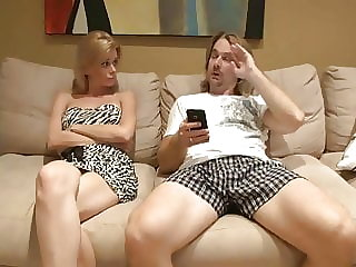 Stepmom and Stepson Affair 28