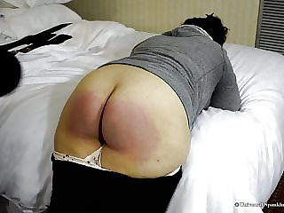 The Spanking Punishment of Kelli Rae