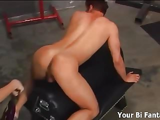 We Will Train Your Tight Holes with Our Big Strapons