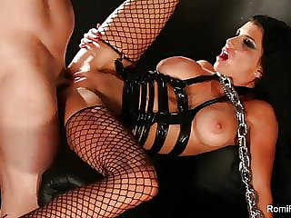 Chained and Roughed Up by Derrick Pierce