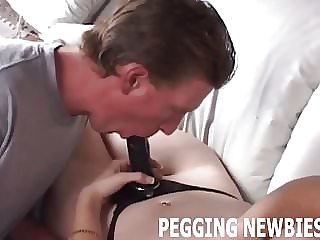 I Finally Found a Girl Who Loves Pegging Guys