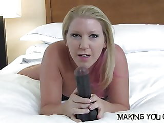 You Look Like You're Hungry for Cock