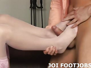 I Am Getting Excited About Getting My Feet Fucked