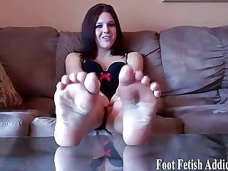 Pamper My Perfect Little Size 10 Feet