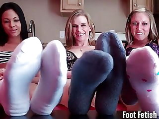 Jerk Your Cock and Cum for out Sexy Feet