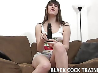 I Know You Are Hungry for Some Big Black Cock