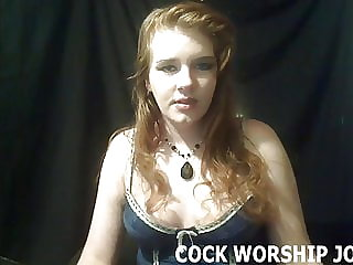 Suck Cock While Wearing My Lingerie