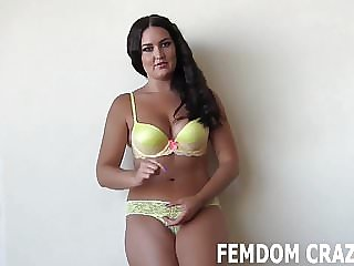 You Will Learn What Cum Tastes Like CEI