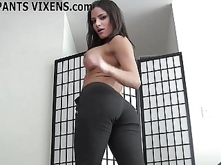 I Always Get So Horny Wearing These Yoga Pants JOI