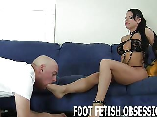 Worship the Feet of a Real Redhead Goddess