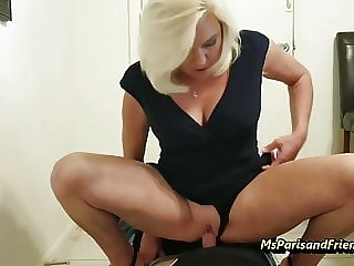 Ms Paris and Her Taboo Tales-nephew