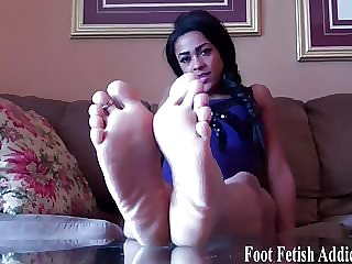Worship My Dirty Shoes with Your Tongue
