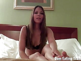 You Love Jerking It and Eating Your Cum CEI