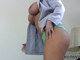 I Picked Up a Pair of Panties I Know You Will Love JOI