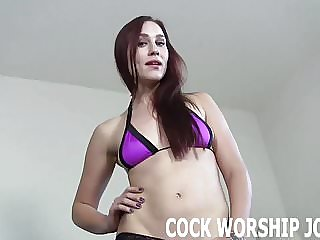 Put on This Lingerie Before You Suck This Cock JOI