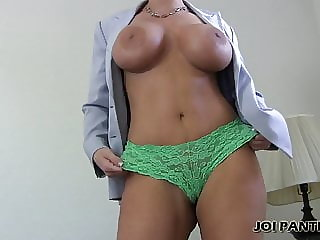 I Picked Up a Sexy New Pair of Panties to Tease You in JOI