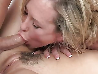 Milfs Helps Young Fuck