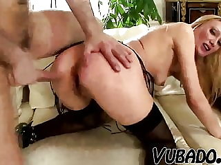 Old Wife Being Fucked by Her Younger Hubby