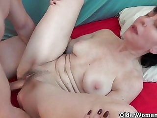 Mom Will Drain Your Balls with Her Luscious Body