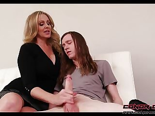 Conorcoxxx-let's Play While Dad's Away with Julia Ann